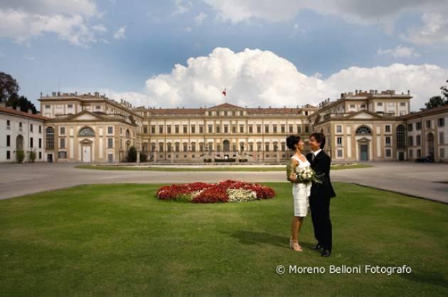 Monza - Matrimoni in Villa Reale: le date del 2017