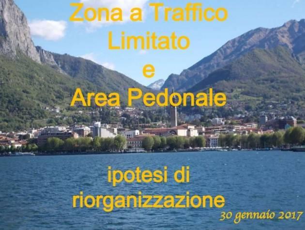 Il Comune di Lecco presenta il piano di riorganizzazione ZTL-APU del centro
