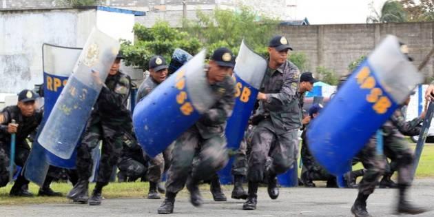 Filippine Amnesty Denuncia la guerra della polizia ai poveri