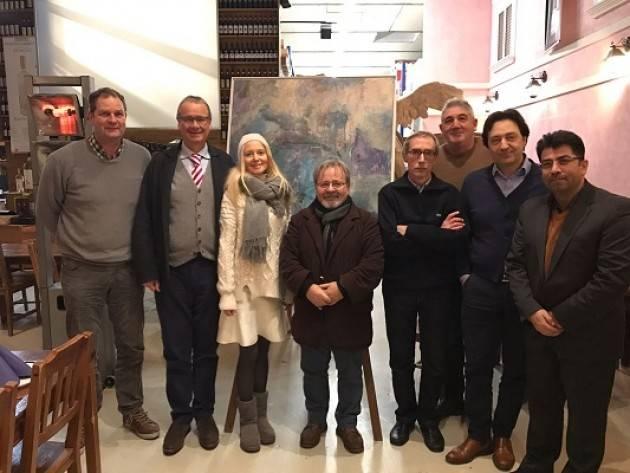 Hannover - Anche gli Italiani all'estero si adoperano per  motivi umanitari a cura di Giuseppe Scigliano