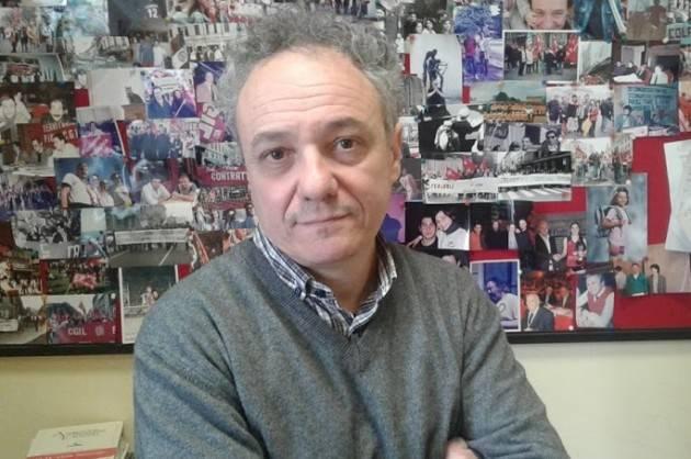 (Video) La ditta Sperlari di Cremona in crisi? Intervista a Mimmo Dolci (Flai-Cgil)