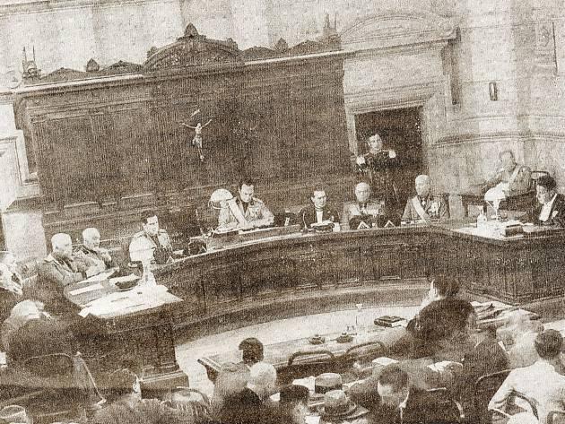 L'EcoLibri  'Il Tribunale del Duce  di Mimmo Franzinelli