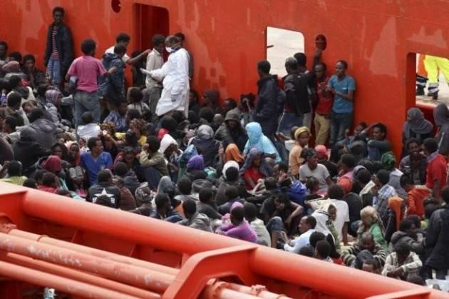 Pianeta Migranti. L'accordo Italia –Libia è vergognoso.
