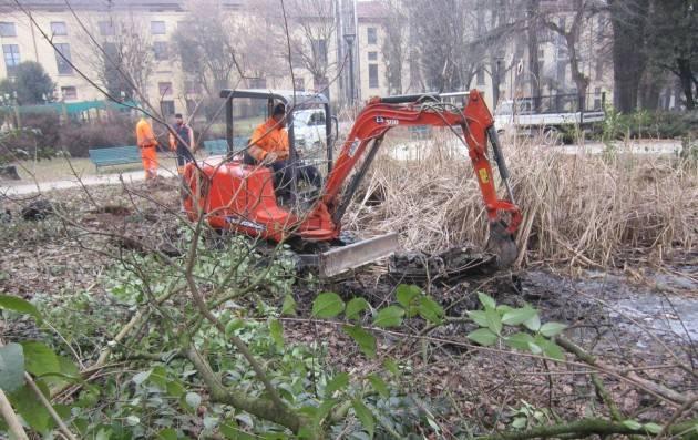 Cremona avviati lavori di manutenzione straordinaria nei for Lavori di manutenzione straordinaria