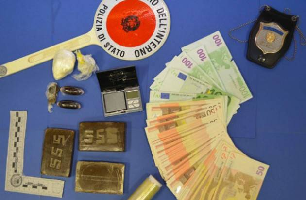 Lodi - Arrestato spacciatore marocchino