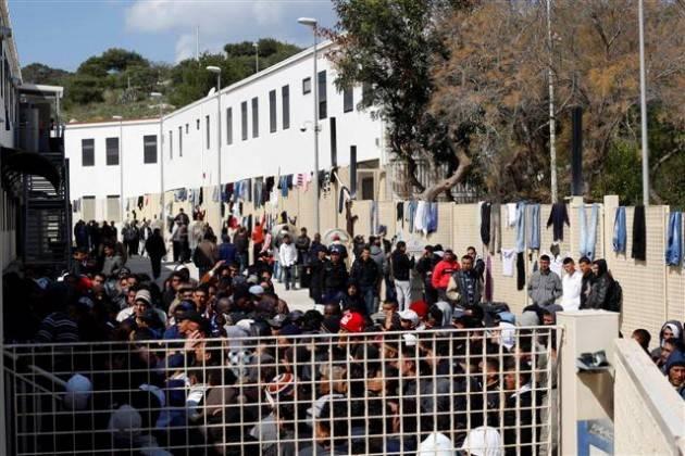 Sondrio - Aggressione avvenuta presso il centro di prima accoglienza di via Parravicini