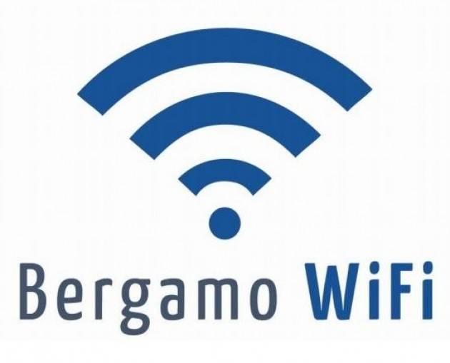 Bergamo - BergamoWifi a Longuelo e all'Edonè
