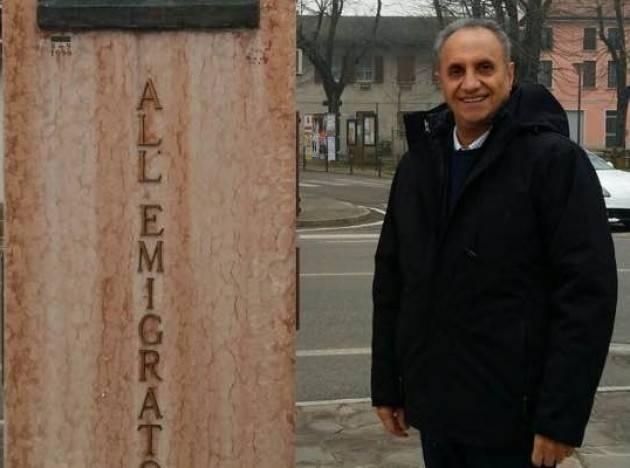 Filitalia Pasquale Nestico incontra il Sindaco di Magnacavallo (MN)