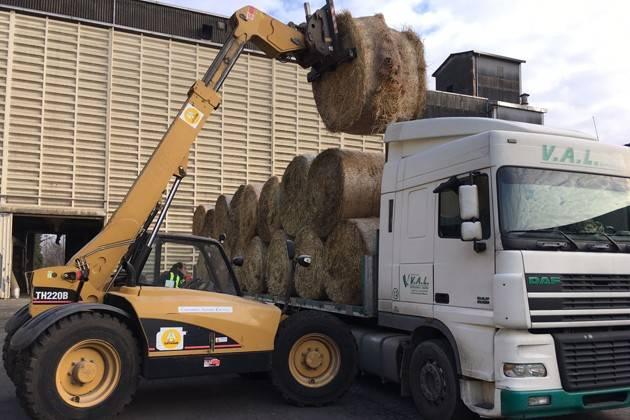 Cremona consorzio agrario domani primo carico di for Consorzio agrario cremona macchine agricole usate