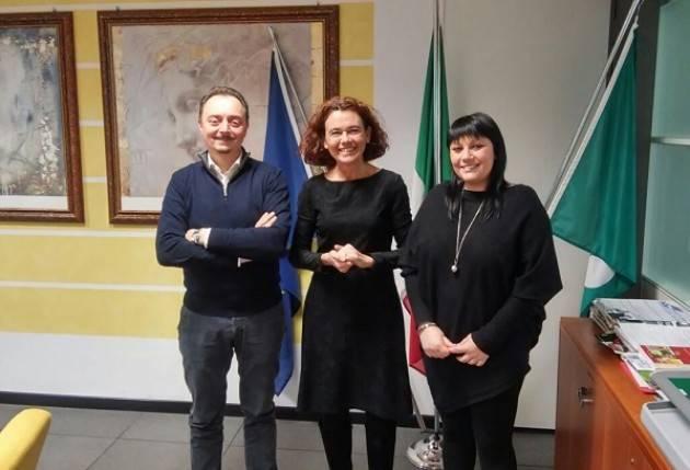 A Crema proseguono gli incontri di Bonaldi con mondo economico e professioni
