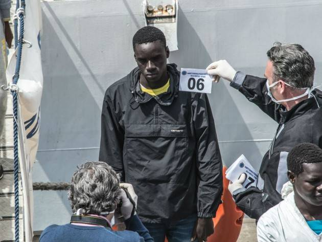 Pianeta migranti. Non ci sono i soldi per l'accoglienza di migranti e rifugiati.