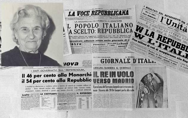 Il  racconto di Nonna Barbara sul 2 giugno 1946 nel libro '900 della storia di Cremona di Gian Carlo Storti