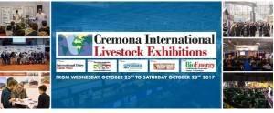 CremonaFiere Dal 25 al 28 ottobre torna l'evento di riferimento per il modello agrozootecnico italiano