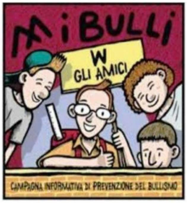A Piadena Iniziativa  su 'BULLISMO:parliamone!'