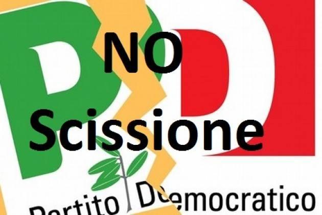 Cremona  Il Congresso PD sia il vero luogo di confronto Appello al NO alla scissione