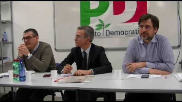 (Video) Cremona Carlo Borghetti (PD)  Riforma Sociosanitaria Lombardia Porre al centro il tema dell'Eguaglianza