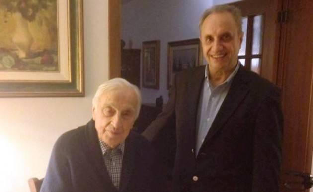 Pasquale Nestico di Filitalia International incontra Mario Toros Fondatore UNAIE