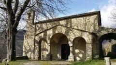 Visita alla misteriosa Chiesa di San Bernardino di Triora