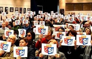(Audio) Cgil L'iniziativa Referendum, il 22 febbraio parte il camper dei diritti Baseotto a RadioArticolo1