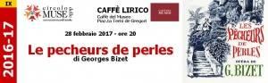 A Crema Georges Bizet protagonista del Caffè Lirico del 28 febbraio