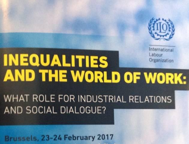 Cgil Europa Diseguaglianze nel mondo del lavoro, se ne discute a Bruxelles di Fausto Durante