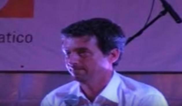 (Video) Andrea Orlando , oggi candidato a segretario del PD, venne a Cremona , il 17 luglio 2010