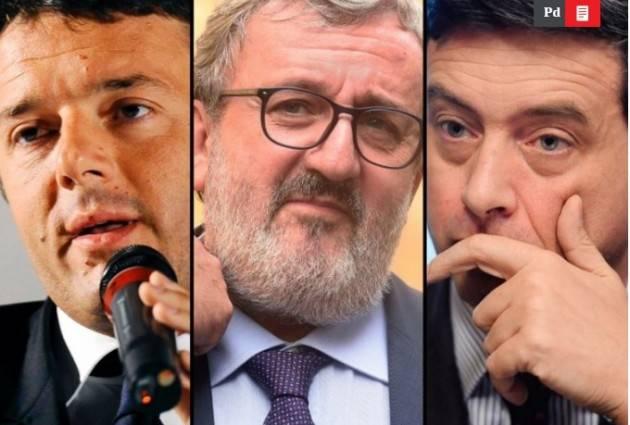 Mediazione nel PD  Il 30 aprile le primarie fra Renzi, Emiliano e Orlando Non ci saranno le elezioni a giugno