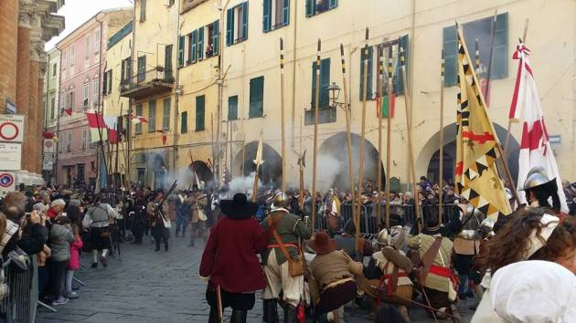 # Celebrata a Taggia la Festa di San Benedetto