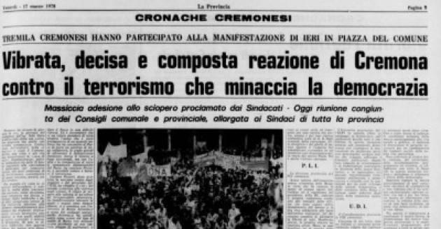 16 marzo 1978. In ricordo di Aldo Moro Una  prigionia lunga 55 giorni. di G.C.Storti