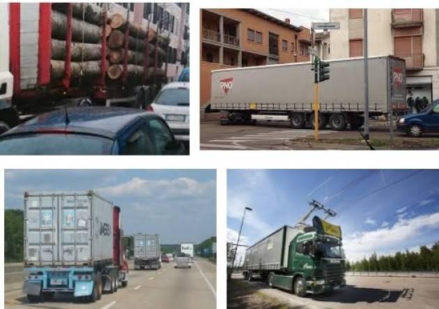 Svizzera Allarme Aria Scoperti TIR che taroccano i rilevatori di emissioni di Dario Balotta