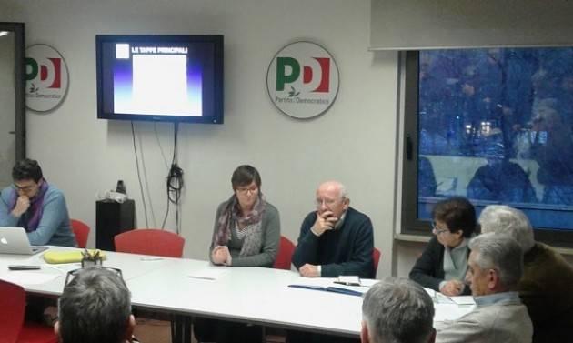 Verso il Congresso PD A Cremona  Primo incontro dei sostenitori  di Andrea Orlando
