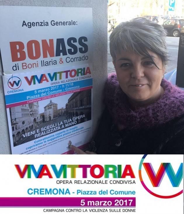 (Video) Cremona Agenzia Bonass-UnipolSai sostiene Viva Vittoria