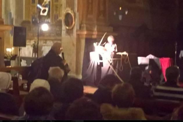 Bozzolo Chiesa gremita per la nuova produzione teatrale di Giuseppe Pasotti
