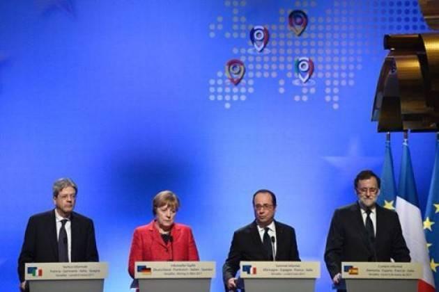 L'Europa a due velocità porrà fine al Sogno Europeo di Matteo Cazzulani