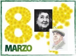 Festa della Donna 2018 Auguri con le poesie di Alda Merini e  di Pablo Neruda