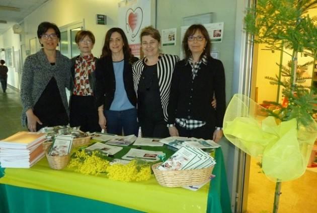 Asst 8 marzo 2017 open day all'Oglio Po Quasi 200 donne  hanno partecipato