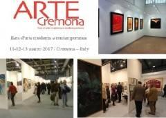 ArteCremona  La nona edizione nei padiglioni di CremonaFiere dall'11 al 13 marzo