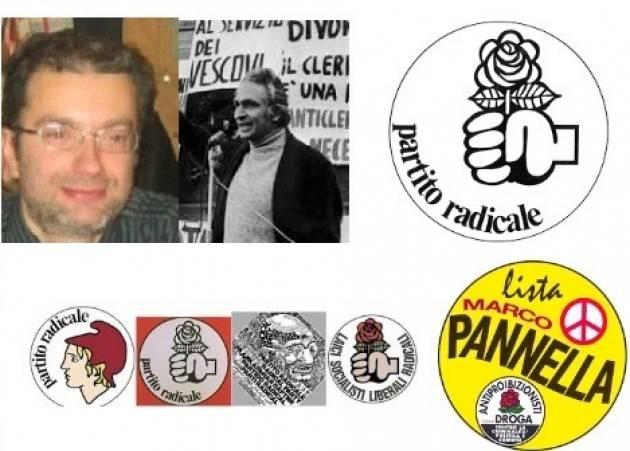 Cremona  Iscriviti al Partito Radicale Lettera Appello ai concittadini di Gino Ruggeri