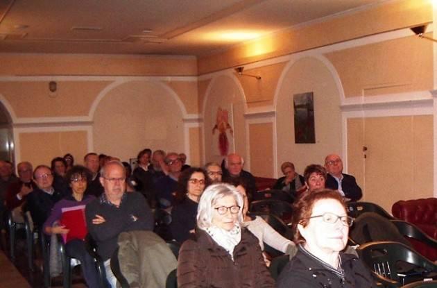 L'EcoLibri Mimmo Franzinelli  ha presentato a Cremona 'IL TRIBUNALE DEL DUCE'
