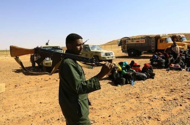 Pianeta migranti. Accordi UE Sudan. Una follia neocoloniale