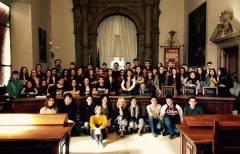 Cremona Il Sindaco Galimberti incontri gli studenti francesi in visita alla scuola Anna Frank
