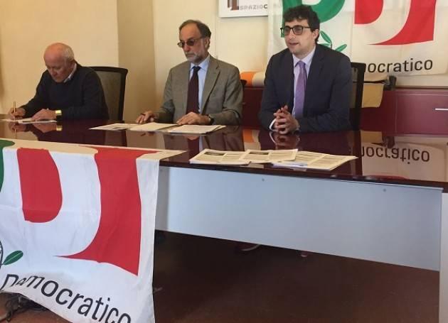 (Video) Congresso PD : Bodini, Marchi e Rotelli presentano il documento 'Orlando segretario Pd'