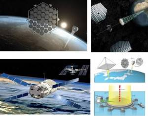 Tecno Fotovoltaico Spaziale: nel 2012 i primi satelliti da 1 Gigawatt