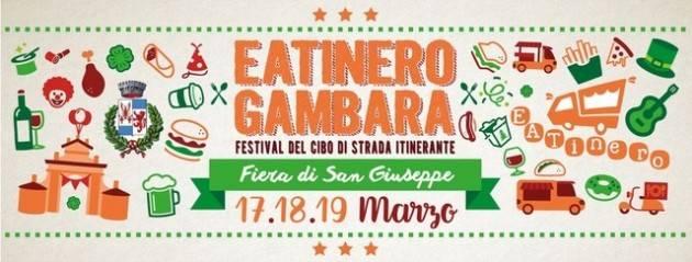 Eatinero Gambara 2017 – Ed. San Patrizio Festival del Cibo di Strada Itinerante Fiera di San Giuseppe