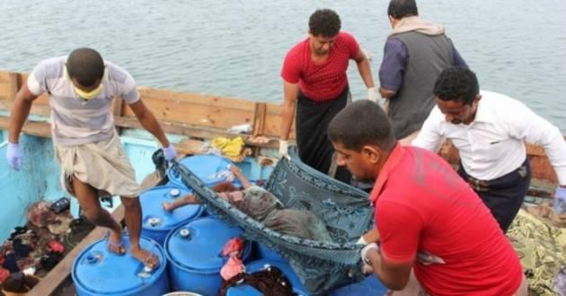 Pianeta migranti. Profughi somali vittime della guerra in Yemen