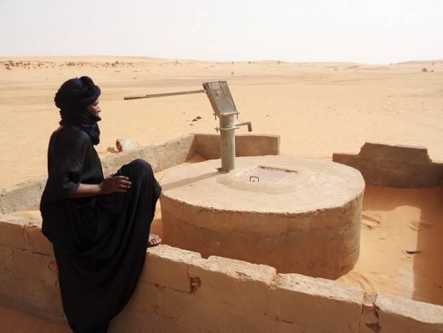 GIORNATA MONDIALE DELL'ACQUA, LVIA e la risposta all'emergenza idrica in Mali