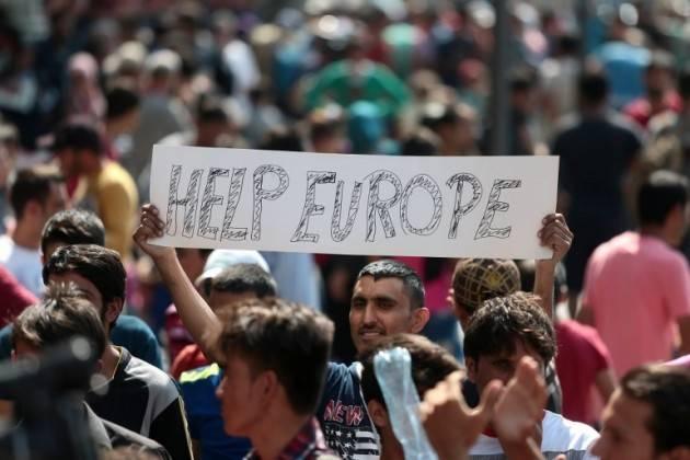 Pianeta Migranti. I 60 anni dell'Europa…chiusa tra i muri.
