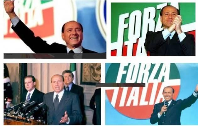 #AccaddeOggi 23 marzo 1994 Silvio Berlusconi vince la prima volta le elezioni poltiche
