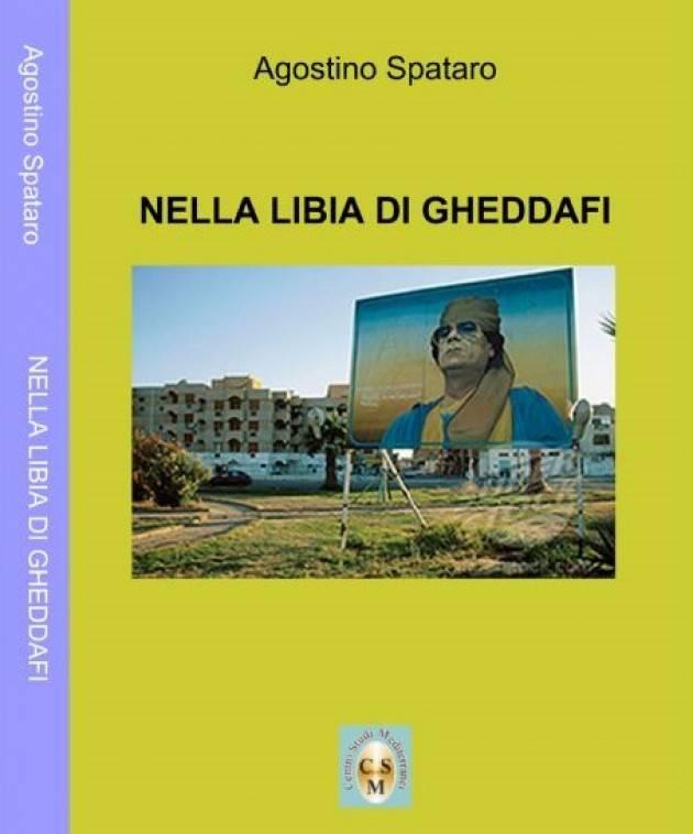 Crisi Libica : La Sicilia non vuole la guerra, ma pace e cooperazione di Agostino Spataro
