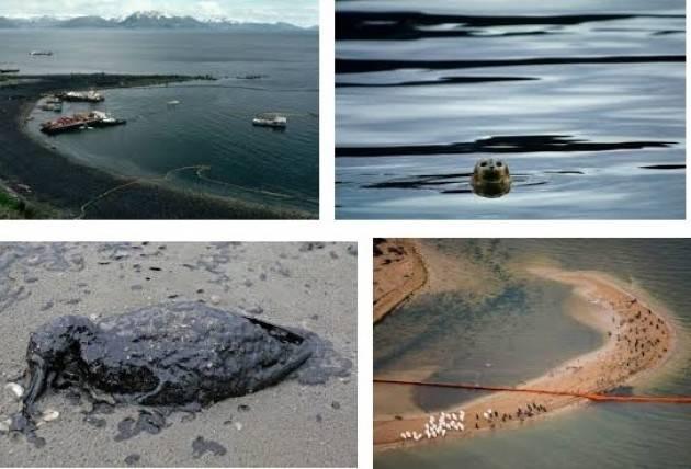 Accadde Oggi 29 marzo 1989 – Alaska: naufragio della petroliera Exxon Valdez